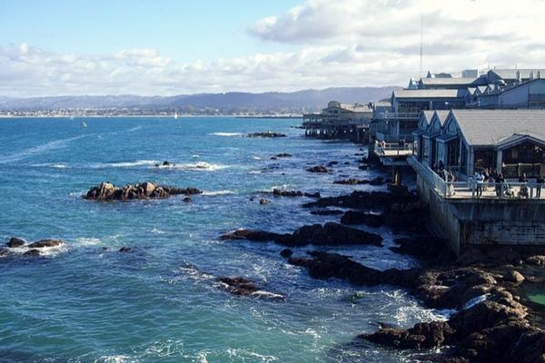 Monterey - The West Coast of America