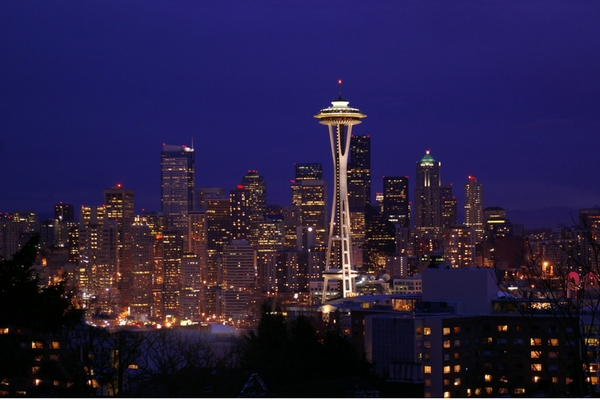 Seattle - The West Coast of America