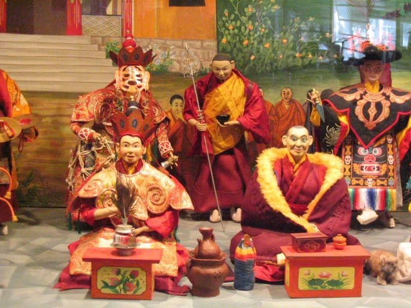 Spiritual center - Mcleodganj