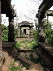 Pic: ruined Janardhana Temple