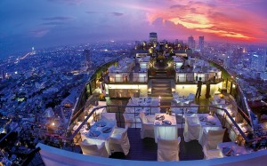 The Sky Bar, Lebua at State Tower