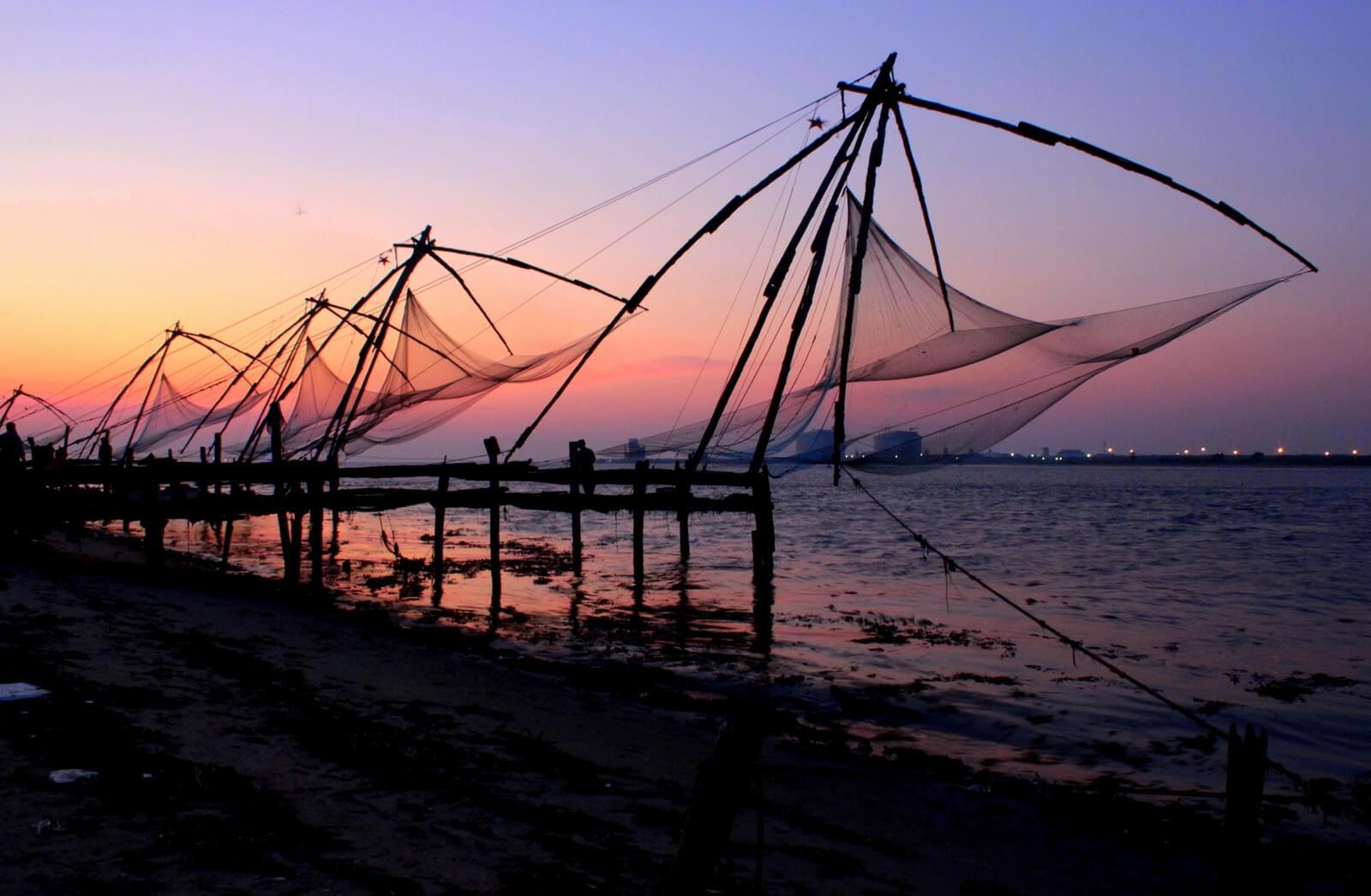 Chinese Fishingnets - Kochi