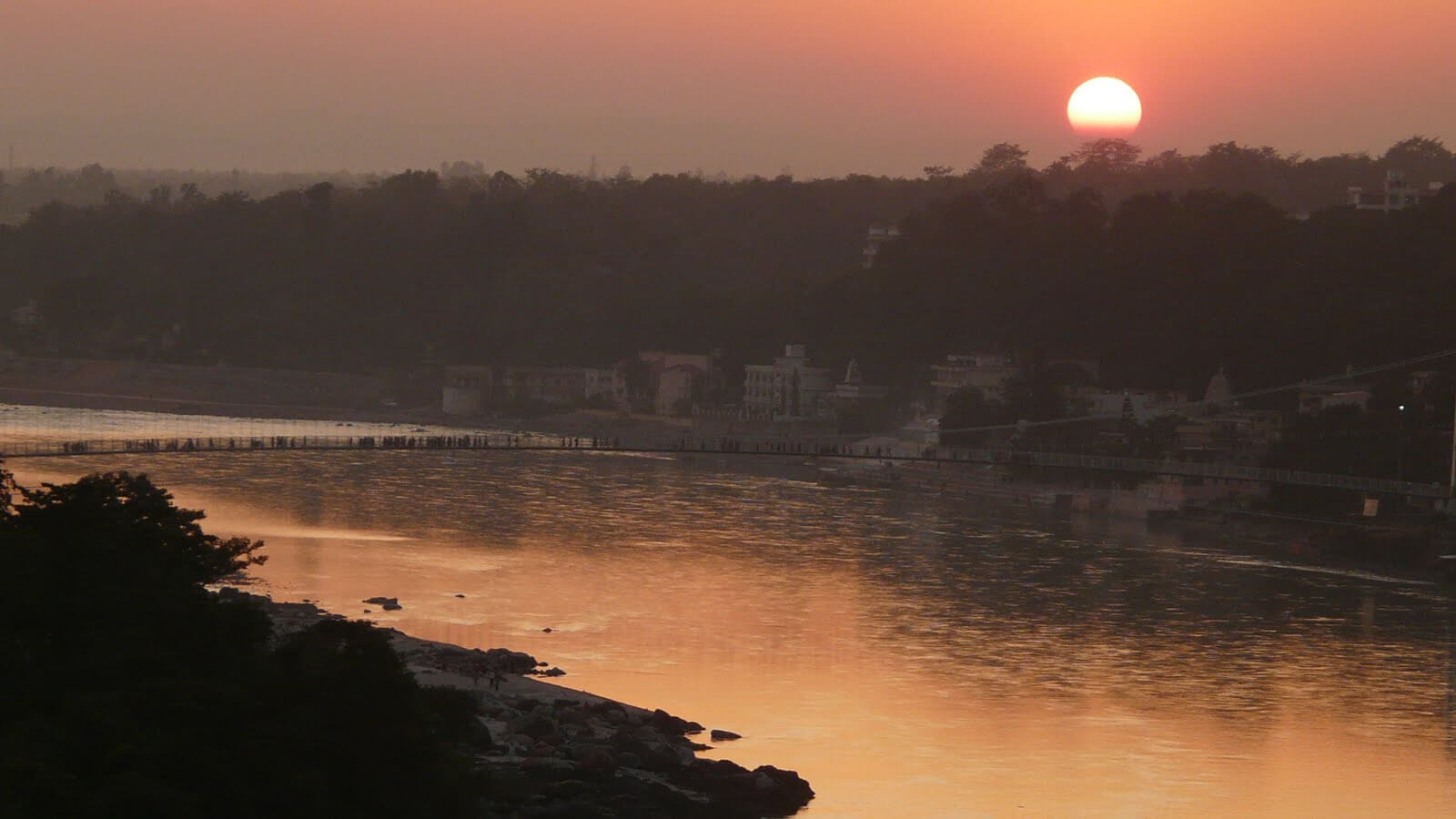 Rishikesh Beauty - Weekend Getaways from Delhi