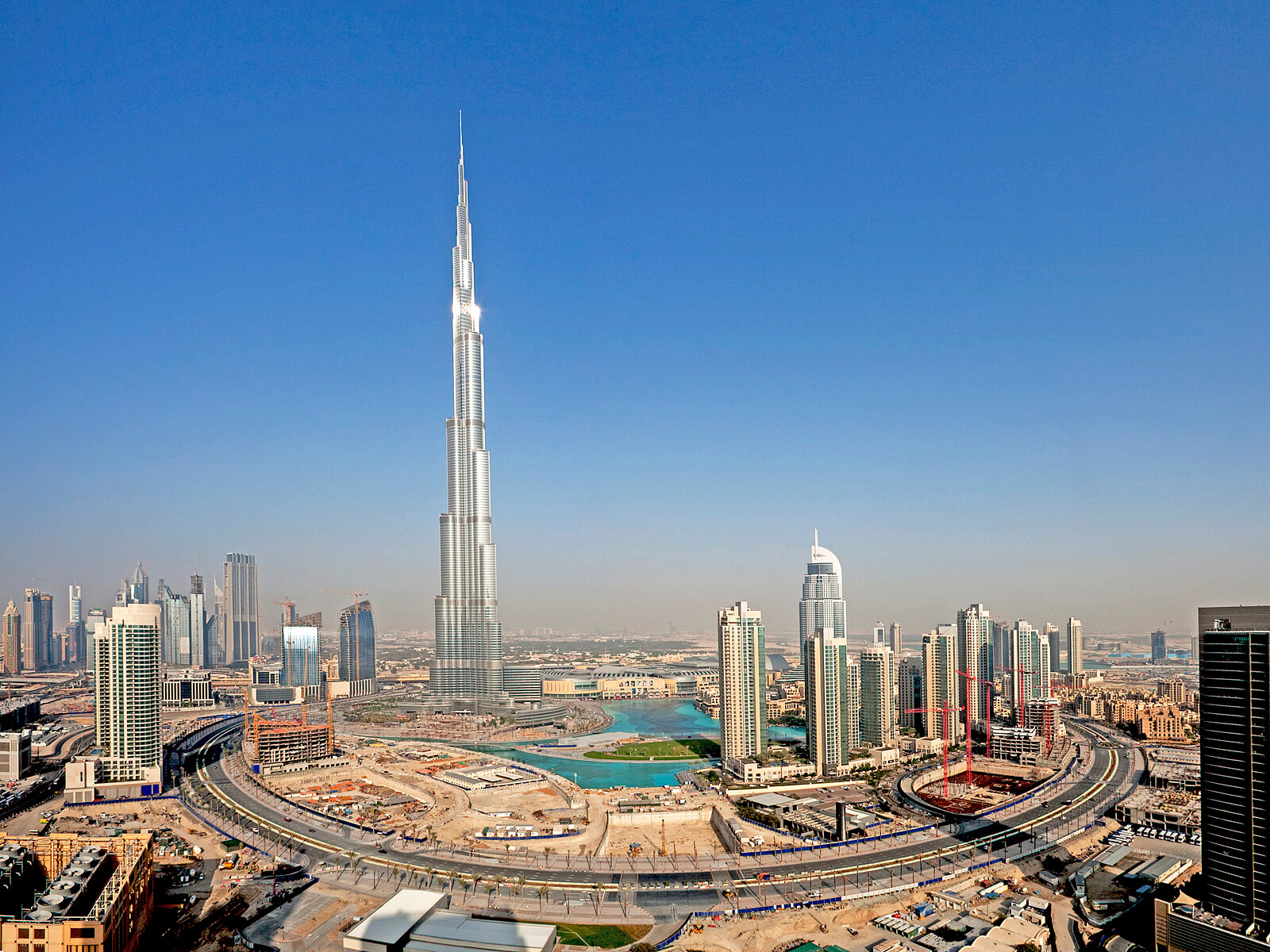 Burj Khalifa - Yearning for the Heights