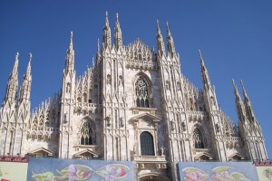 Milan's Duomo di Milano - Churches of the World