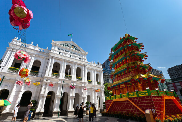 Hitting The Outdoors in Macau - Thomas Cook India Travel Blog