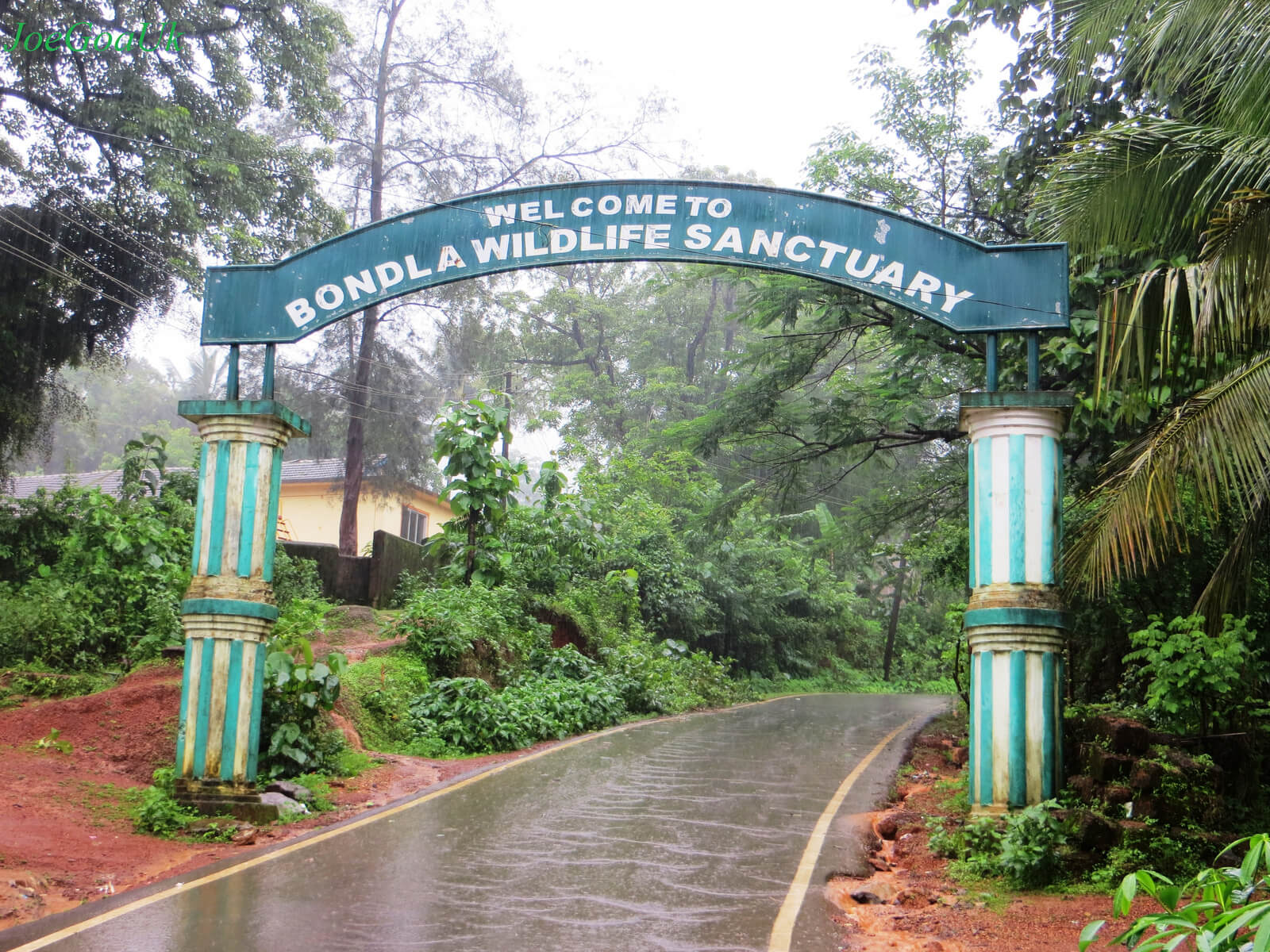 Bondla Wildlife Sanctuary - Other Side Of Sunny Goa