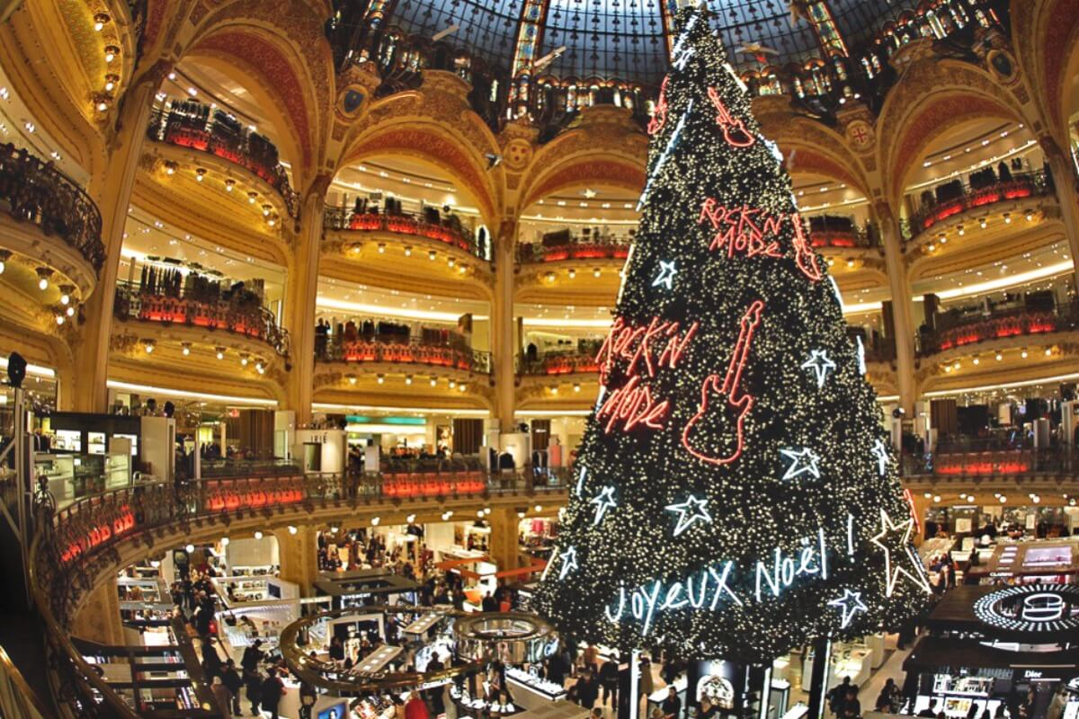 Christmas in Paris - Thomas Cook India Travel Blog