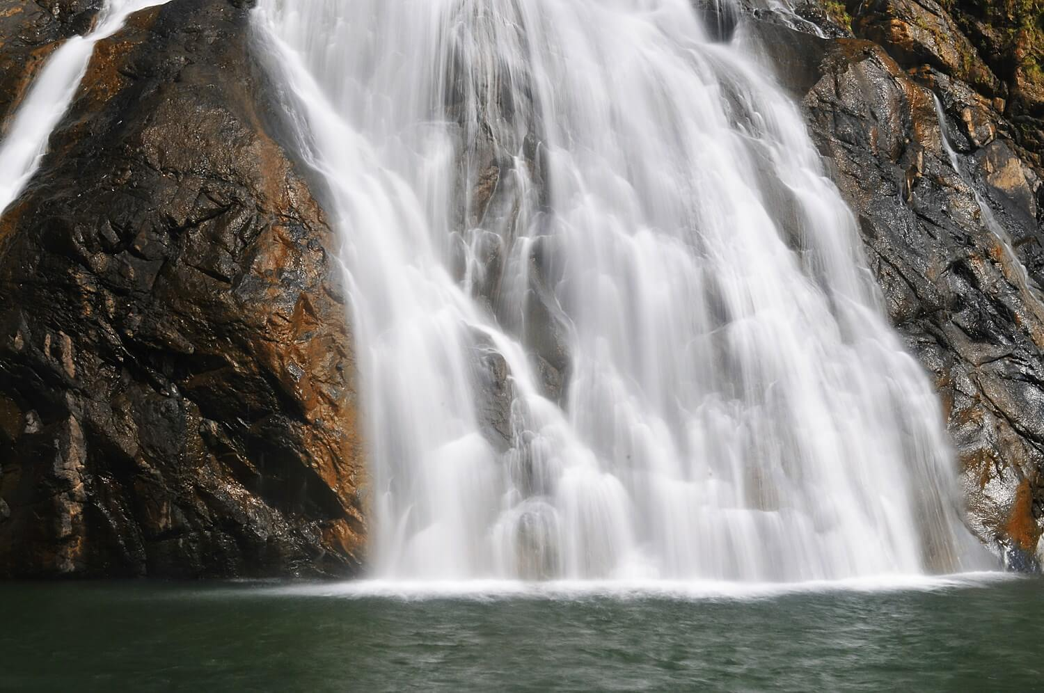 Dudhsagar waterfalls-Goa