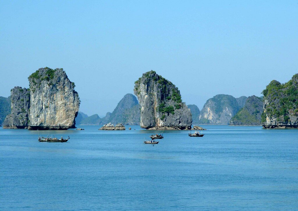 Halong Bay - Vietnam and Cambodia