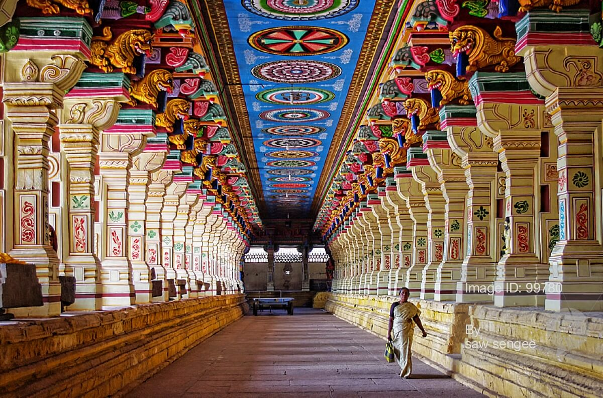 Ramanathswamy Temple - South India