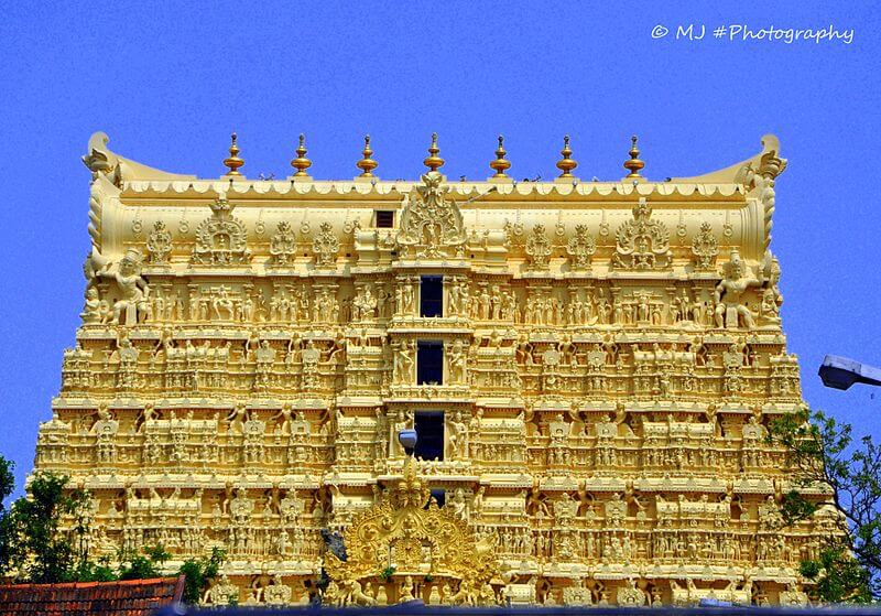 Sree Padmanabhaswamy Temple - Temples of South India