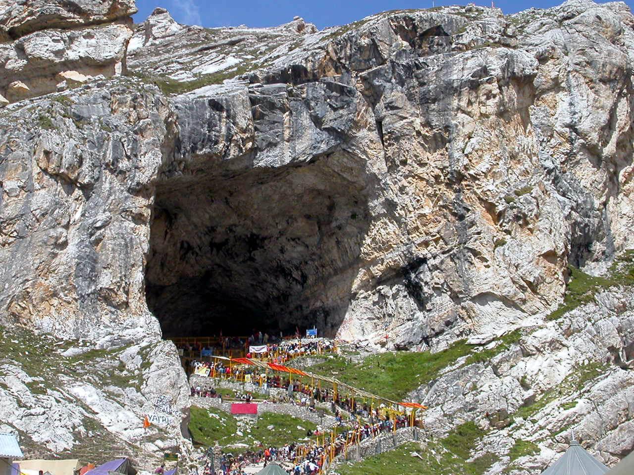 Amarnath Cave - Kashmir