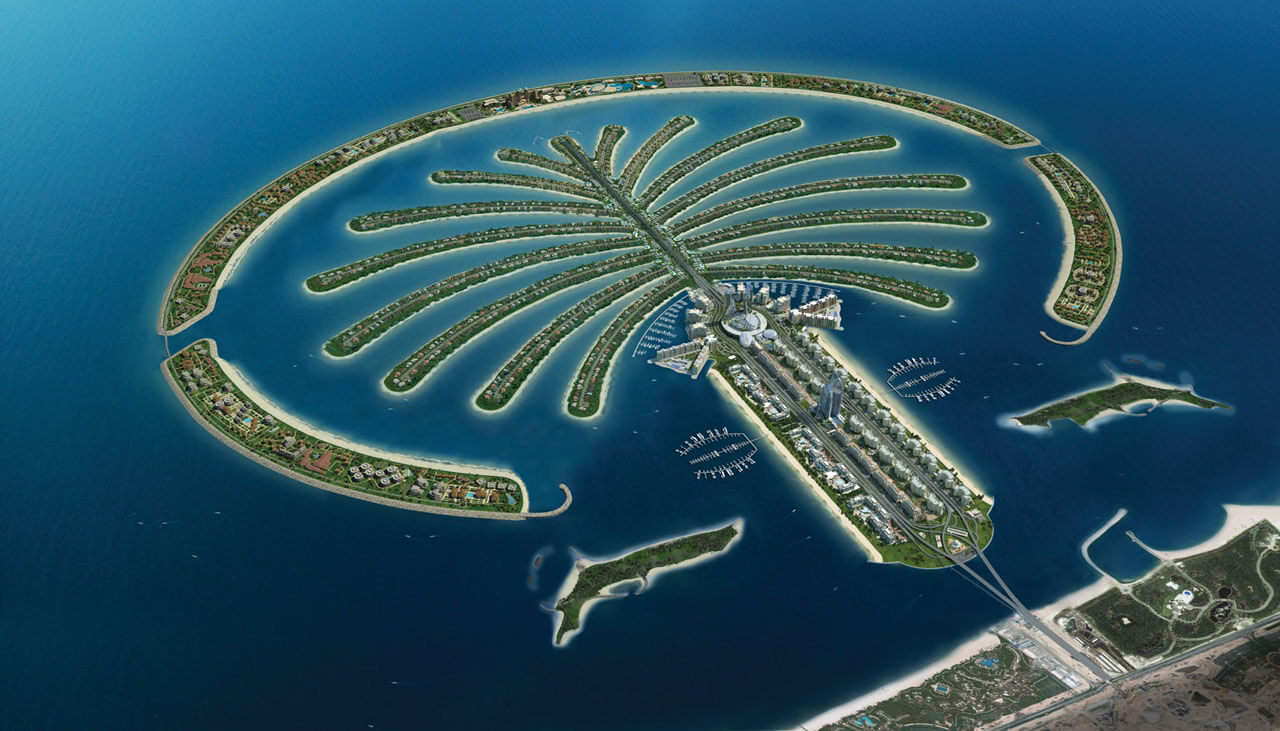 Palm Jumeirah of Dubai - Thomas Cook India Travel Blog