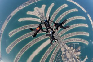 Skydiving Palm Jumeirah - Dubai