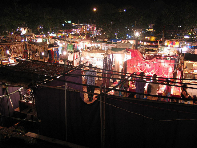 Flea Markets in Goa - Thomas Cook India Travel Blog