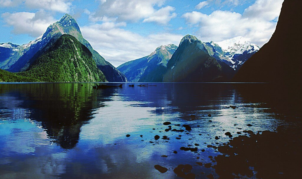 Milford Sound - Places in New Zealand