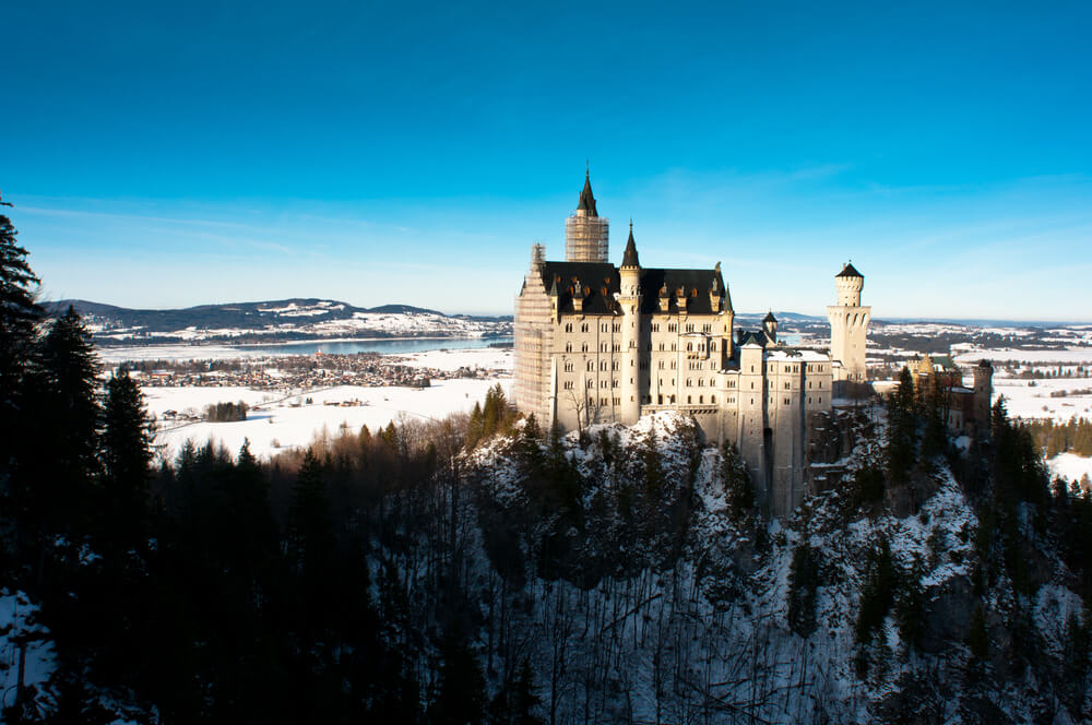 Neuschwanstein Castel - Germany