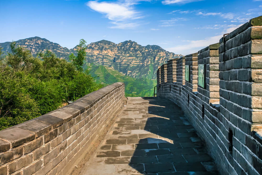 The Great Wall of China - Travel to China