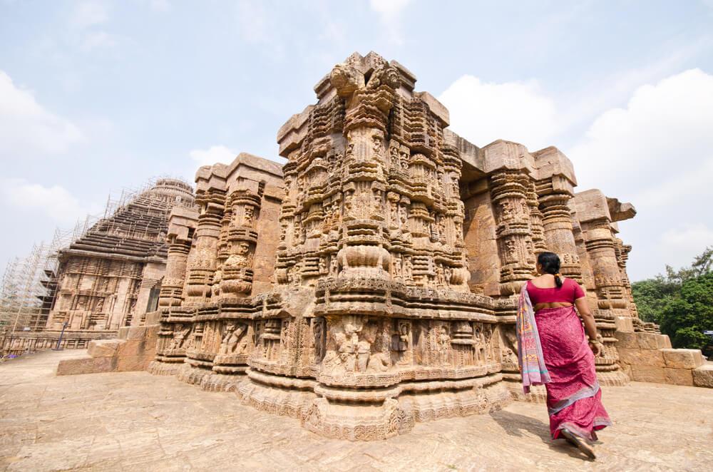 Temple of The Sun - Orissa