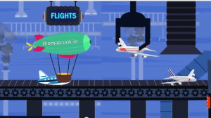 Best Flight Deals At Thomascook.In