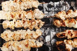 Fiery Xinjiang-Style Lamb Kebabs