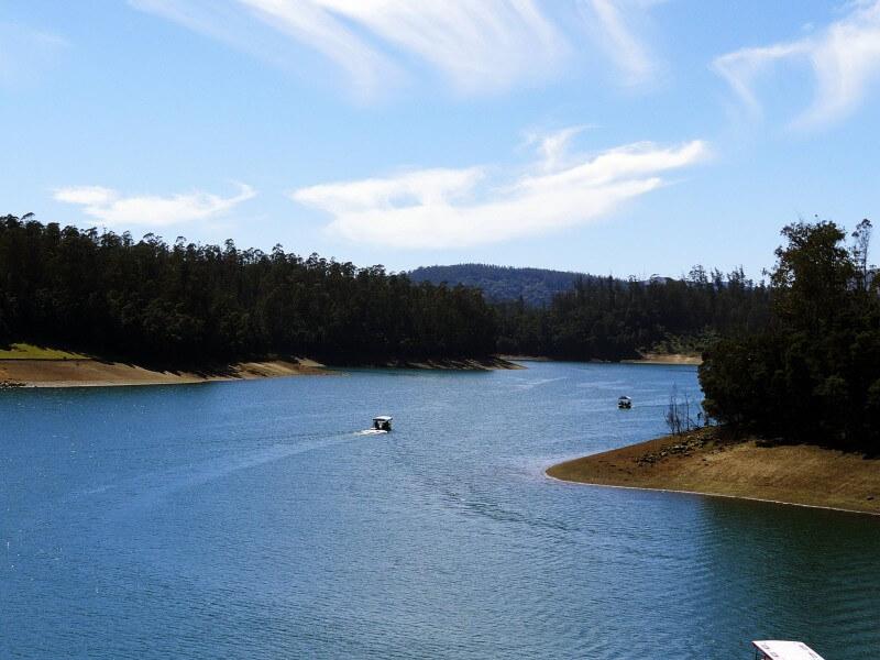 Ooty Pykara Lake