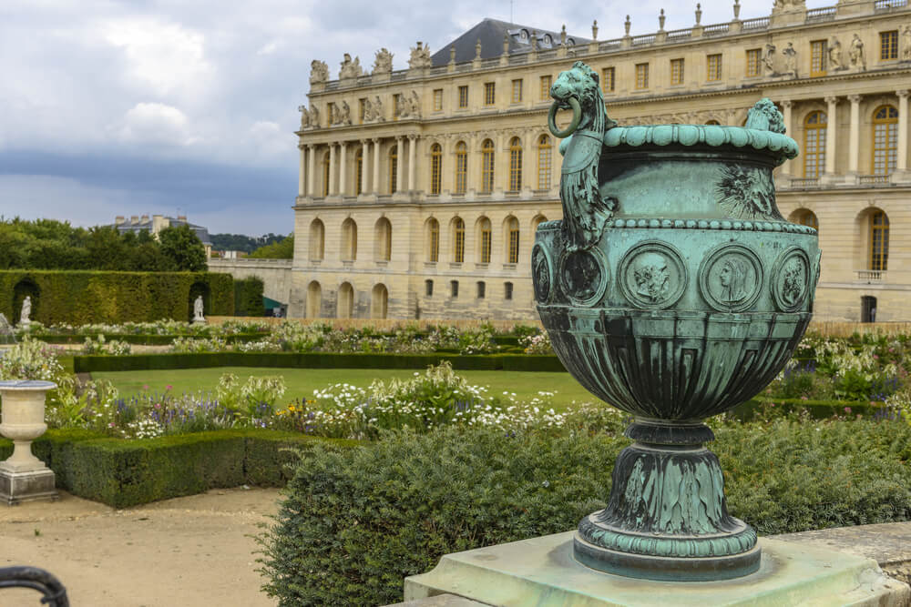 Versailles Chateau and Gardens View - Paris