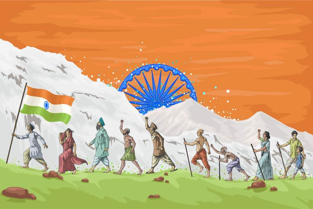 progress of india after independence essay After independence much has been done to improve the condition of the masses some of the important achievements of free india made during the last fifty years are as follows in the economic field, unprecedented progress has been made.
