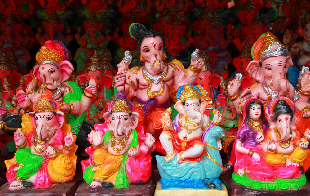 Ganesh Chaturthi - Indian Festivals