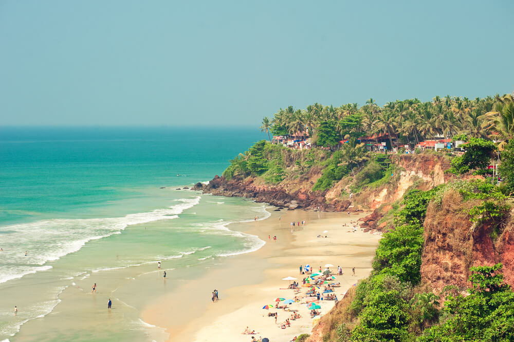 Goa, Palolem - seaside getaway in India