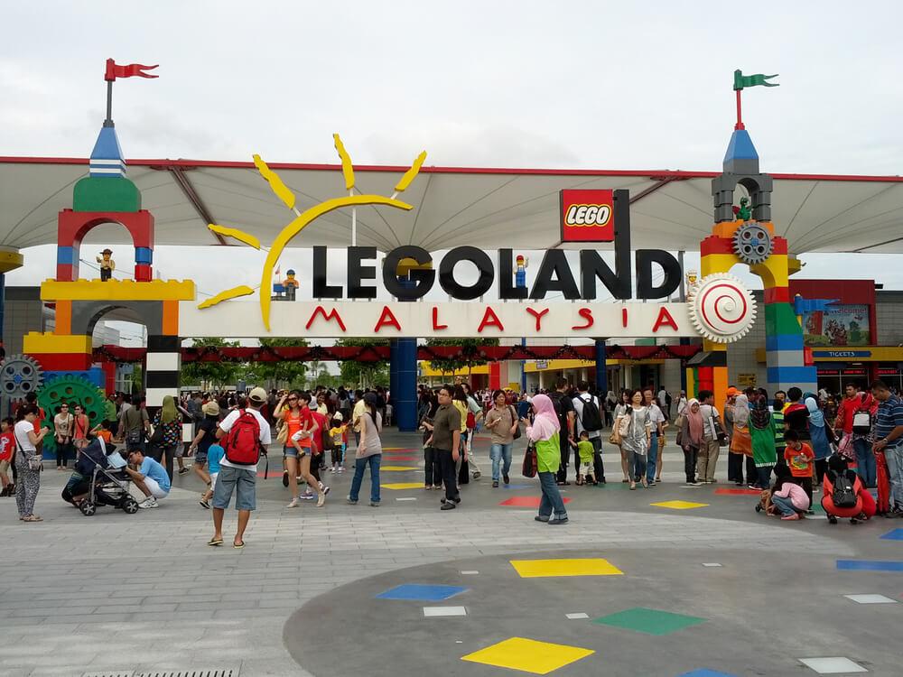 Legoland Park - Weekend trip to Malaysia