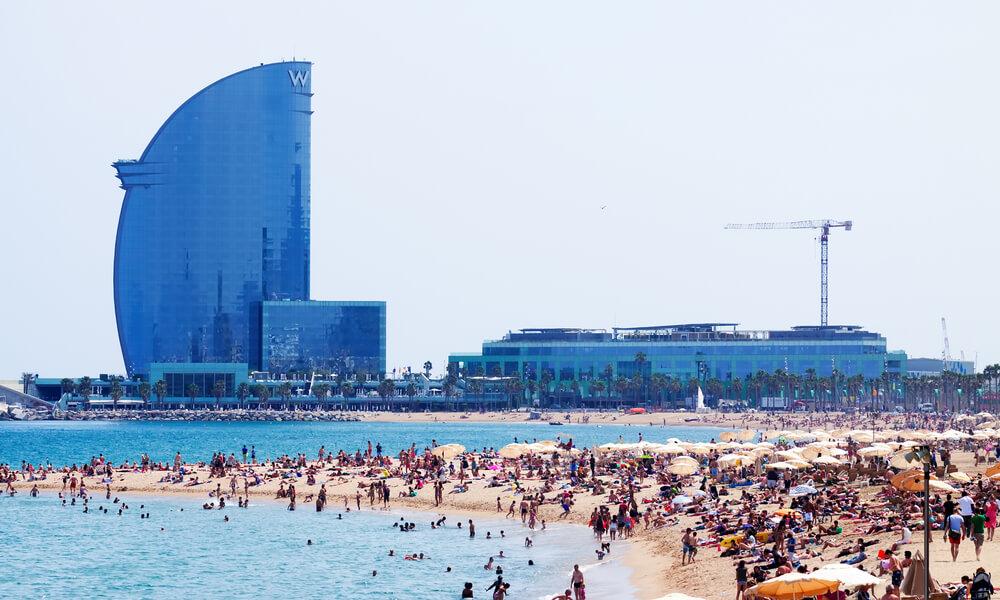 Barceloneta Beach - Beach Cities