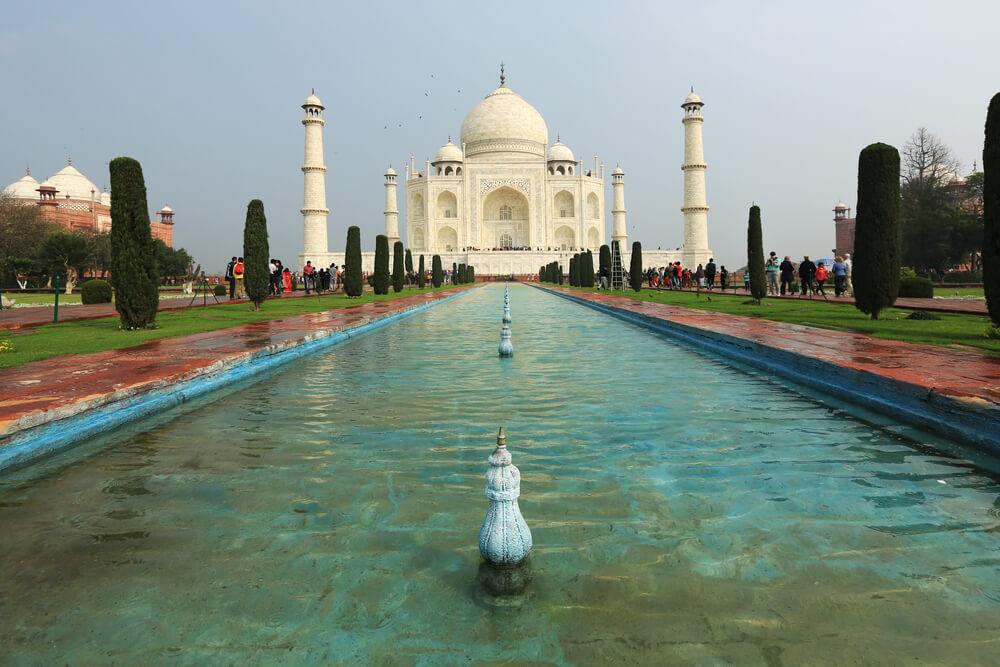 Taj Mahal Temple, Agra