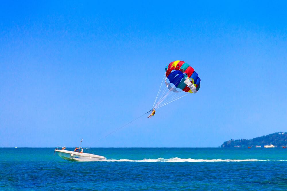 Parasailing - Goa