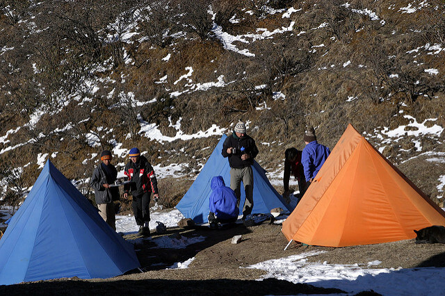 Camping Out: The Best Camping Destinations in India - Thomas Cook