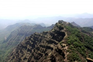 Mahabaleshwar hill view