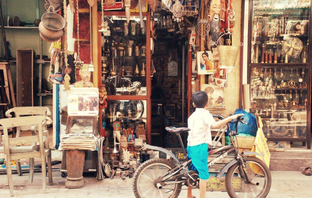 Chor Bazaar - Mumbai