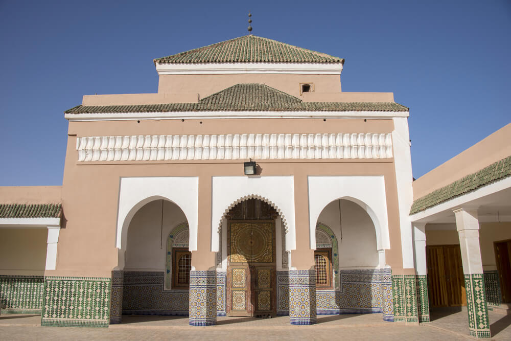 Sufi Zawiya Historical Center-Morocco