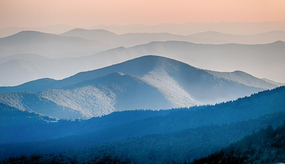 Blue Ridge Mountains - Liquor Paradises