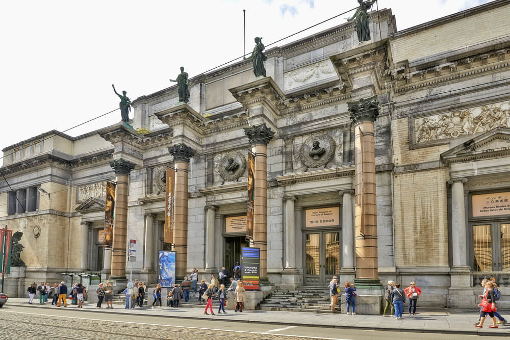 The Royal Museum - Weekend Getaway To Belgium