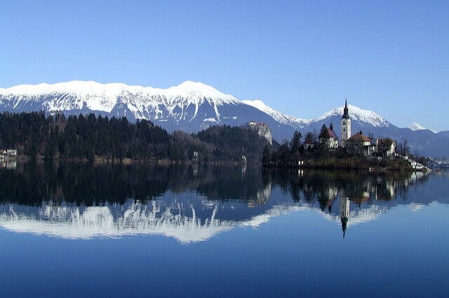 Witness The Beauty Of Four Seasons At Slovenia - Thomas Cook