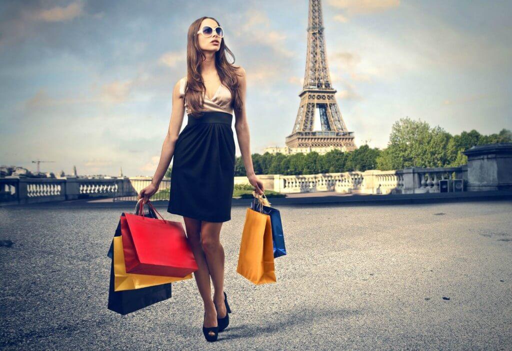 Best places to shop in Paris