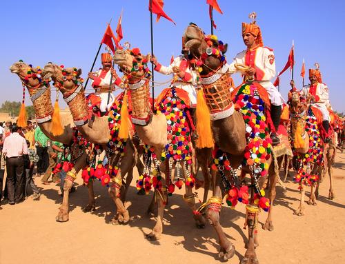 Jaisalmer - Desert Festival