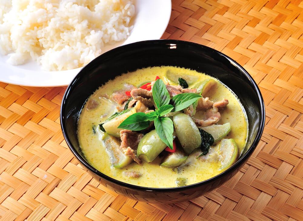 Thai Curry - Thailand