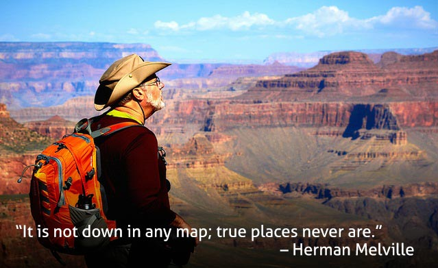 Best Travel Quotes by Herman Melville