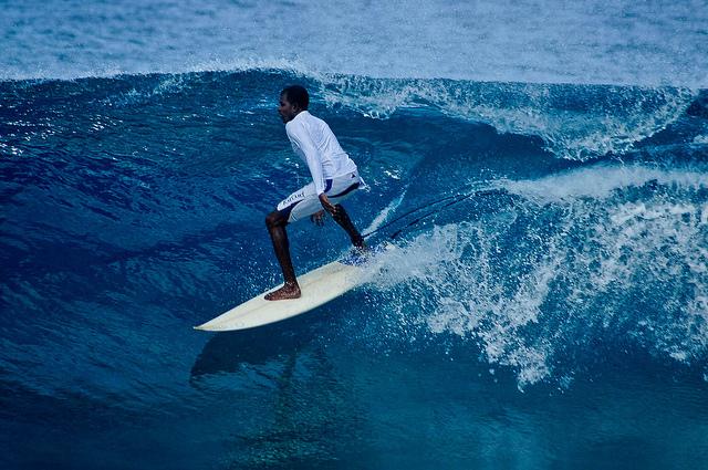 Sri Lanka – Water Surfing