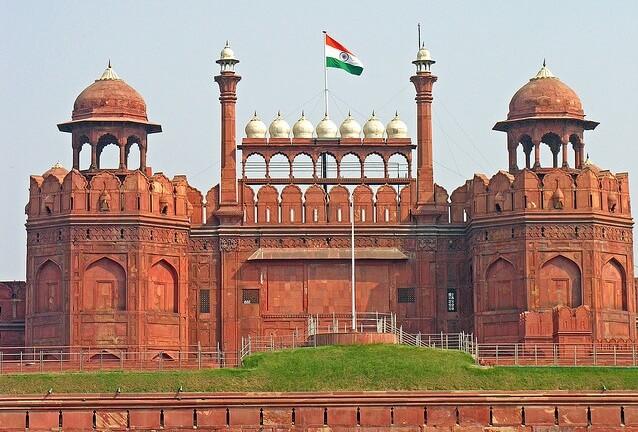 Red fort – Delhi