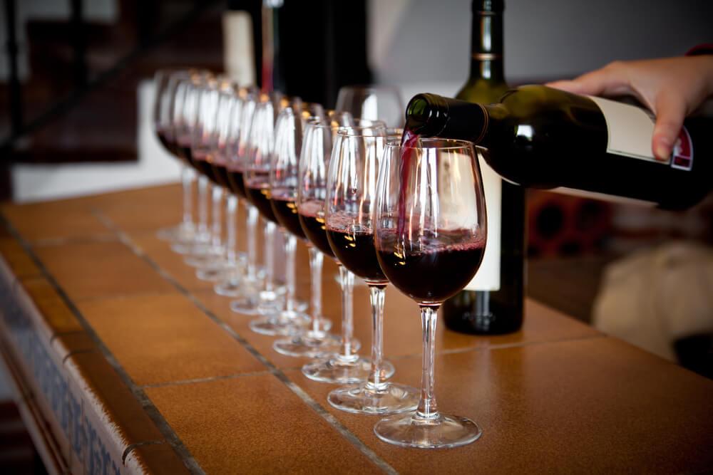 Wine Tasting - London