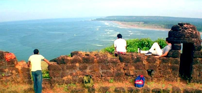 Chapora Fort Goa - Dil Chahata Hai